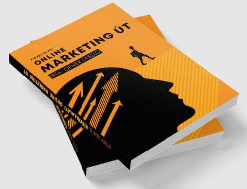 Elkészült a Kisvállalati Online Marketing Út című könyvem